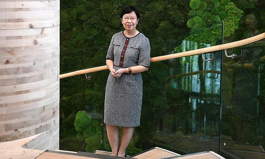 Professor Lily Kong, president of Singapore Management University, predicts that post-coronavirus pandemic, universities will mount more hybrid courses, with some parts taught online. But she maintains that most courses will be conducted face to face