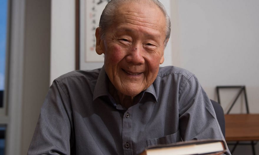 """Professor Wang Gungwu was lauded for his """"unique approach to understanding China""""."""