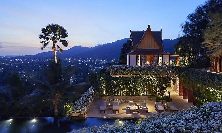 The hotel scene is filled with hope and anxiety – even as staff are laid off around the world, hotels are also reopening, such as Amanpuri (above) in Phuket, which opens its doors again on July 1.