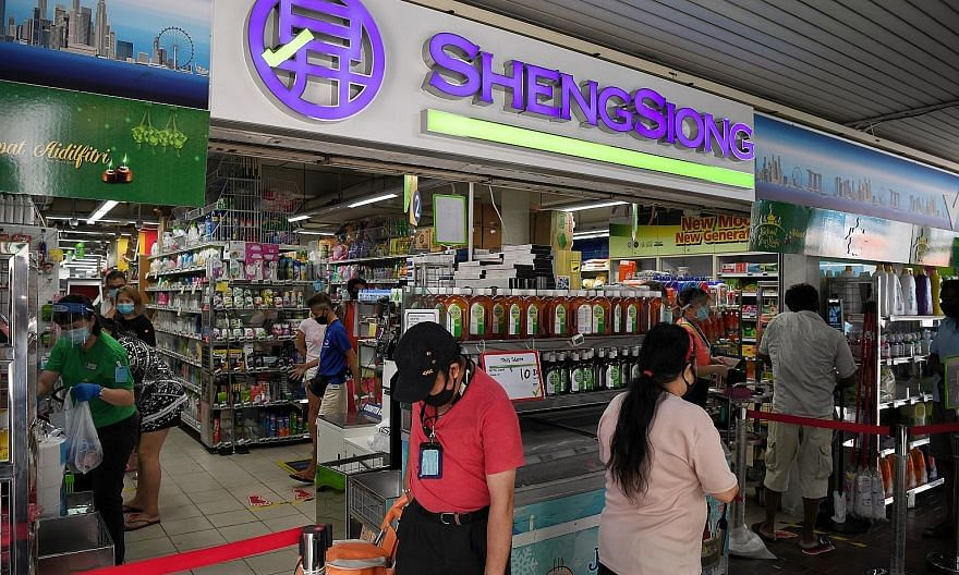 While home-grown supermarket chain Sheng Siong, like its competitors, will face cost pressures such as rent and staff, it seems to have found a way of addressing these issues by finding convenient lower-cost locations, with most of its 553,020 sq ft