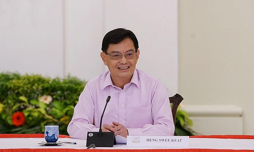 Deputy Prime Minister Heng Swee Keat said it was uplifting to hear of firms finding ways to cope with the economic crisis, with some pivoting away from their current businesses to new areas that play to their core strengths. Many have also accelerate