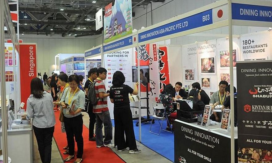 The three-day Franchising and Licensing Asia event, which brings together businesses, entrepreneurs and investors in the franchising industry, will be held from Nov 18 to 20, between 10.30am and 6.30pm. PHOTO: FRANCHISING AND LICENSING ASIA/FACEBOOK