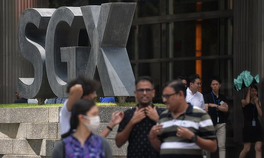The Singapore Exchange is launching Asia's first international real estate investment trust futures today.