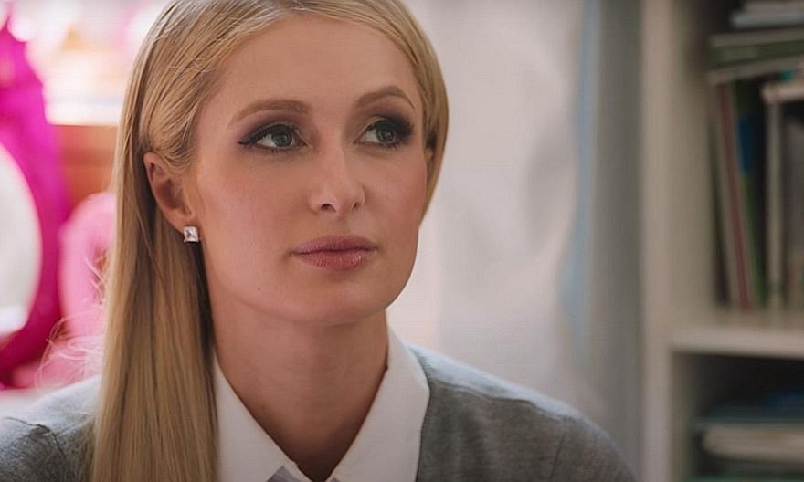 In Paris Hilton's documentary, This Is Paris, she talks about the abuse she suffered in boarding school.