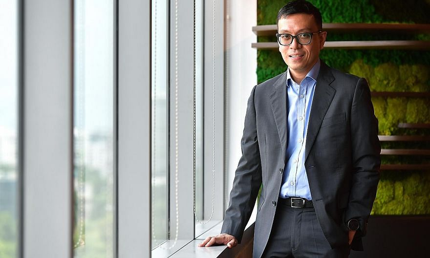 Last year, Mr Paul Chua, 48, left his information technology job at a data analytics start-up and joined a medical technology firm as a product security officer.
