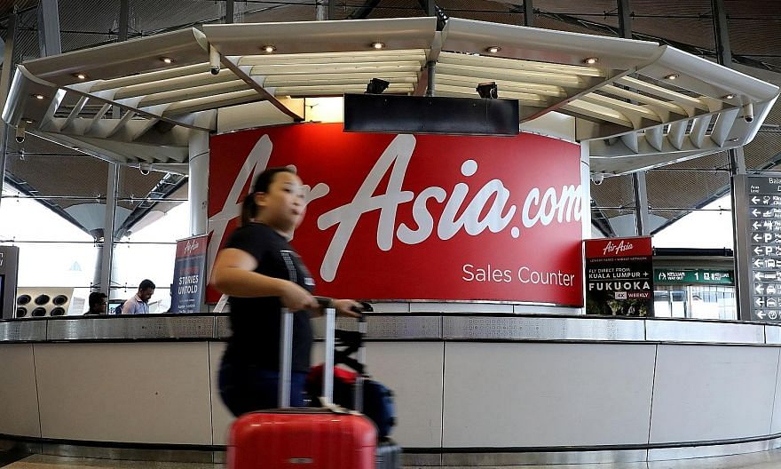 Malaysia-based AirAsia resumed flights in the domestic market in late April after suspending them for a month during the coronavirus outbreak. Travel bubbles are also bringing some signs of recovery to regional aviation. PHOTO: REUTERS