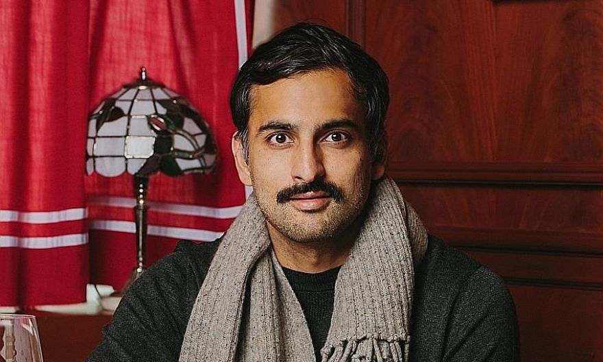 Black Sheep Restaurants' co-founder Syed Asim Hussain. The hospitality group's Covid-19 handbook has been downloaded over 5,000 times since it was shared online in April.