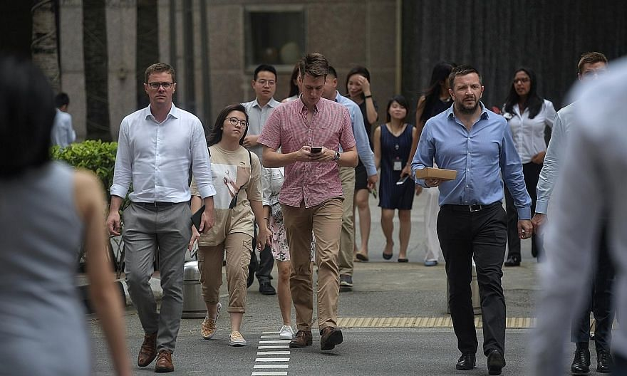 Most people would agree with Prime Minister Lee Hsien Loong that the country needs foreign workers, including at the top and bottom end, to supplement its local workforce, says the writer. The question is how to be open to foreigners in a way that tu