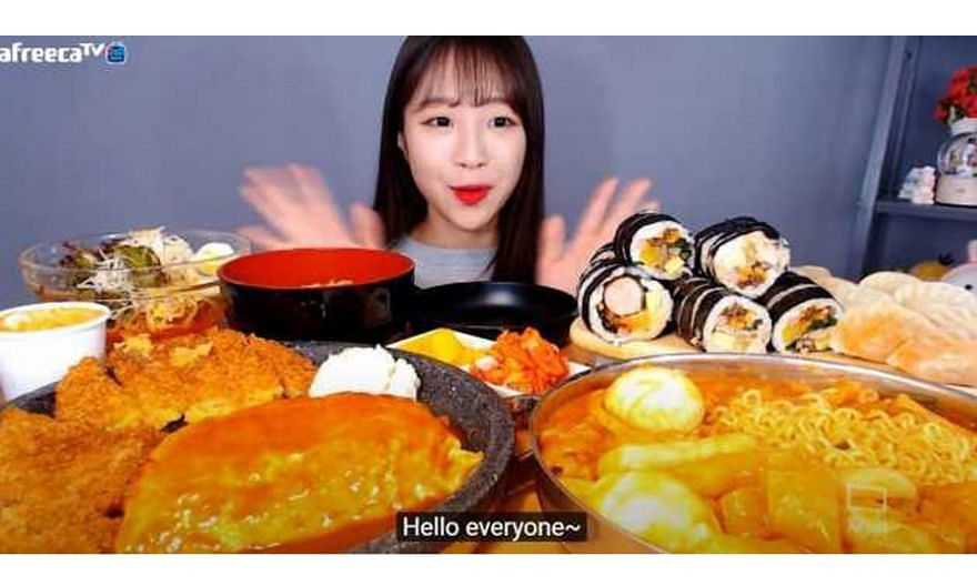 YouTuber Tzuyang who quit her online eating channel after being slammed by netizens for not disclosing paid promotions in her videos. She had amassed a following of over 2.6 million subscribers for her live-stream eating shows.
