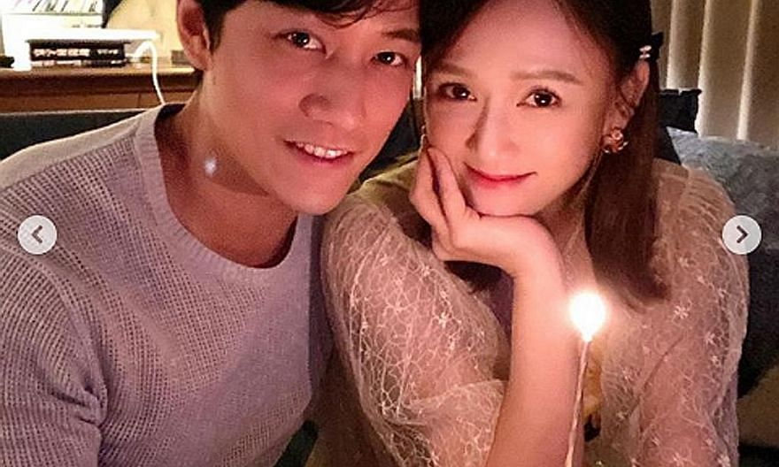 Actress Joe Chen met artist Alan Chen on Chinese dating reality programme Meeting Mr Right II last year.