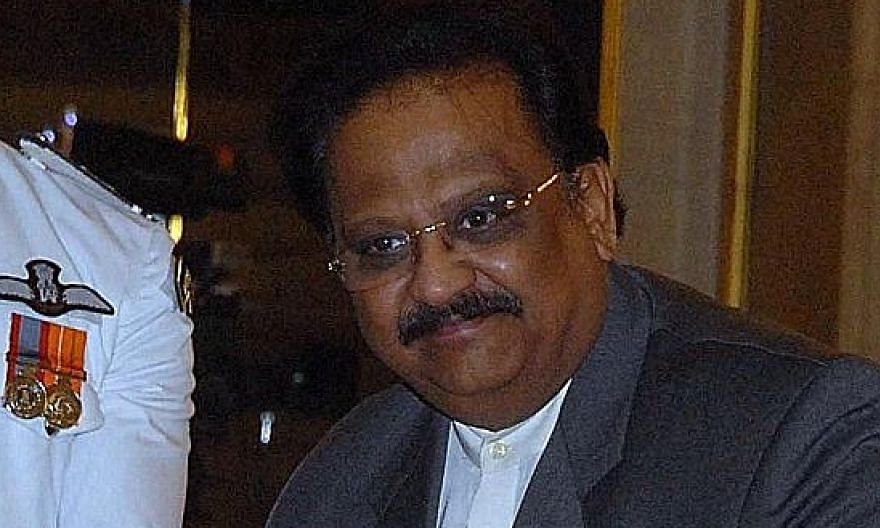 Mr S. P. Balasubrahmanyam died in a Chennai hospital yesterday after two months of treatment for Covid-19. The hospital said he died of cardio-respiratory arrest. On Sept 5, he tested negative for the coronavirus but his health took a turn for the wo