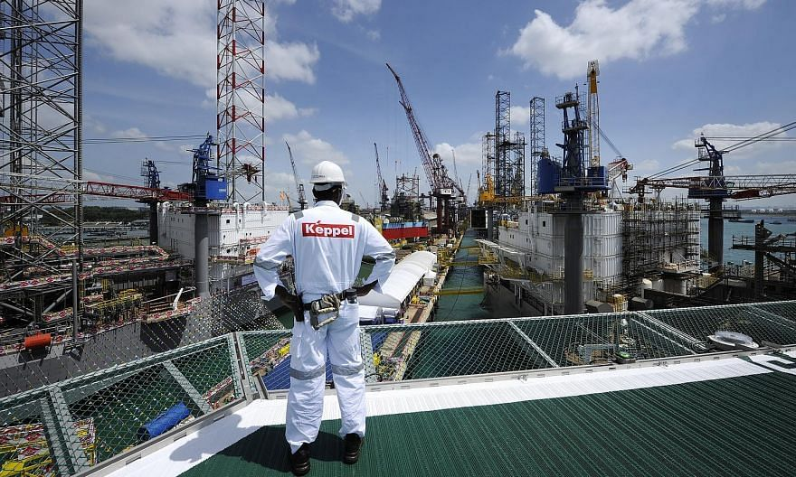 Keppel, one of the world's largest oil-rig makers, said that while it will seek to monetise $17.5 billion worth of assets over time, of which $3 billion to $5 billion will be done in the next three years, not all of the assets will be divested and it