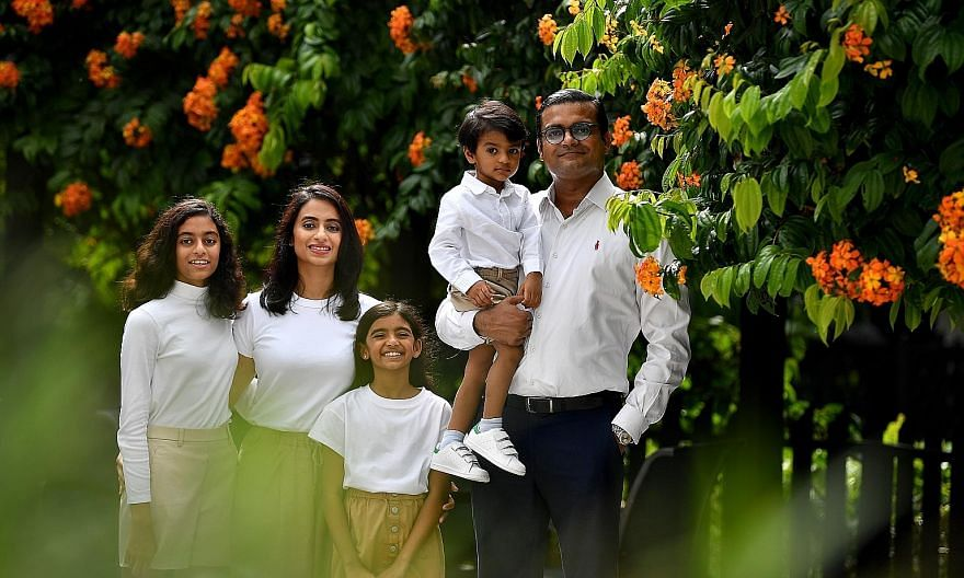 When Mr Jacob Puthenparambil started his communications agency Redhill here in 2014, his wife gave him six months to make enough money to pay the rent. He has done well and his company is now expanding to the Middle East. He and his wife, Mrs Honey F