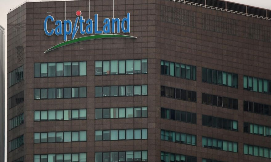 The key driver was the proposed US$7.998 billion merger of CapitaLand Mall Trust and CapitaLand Commercial Trust.