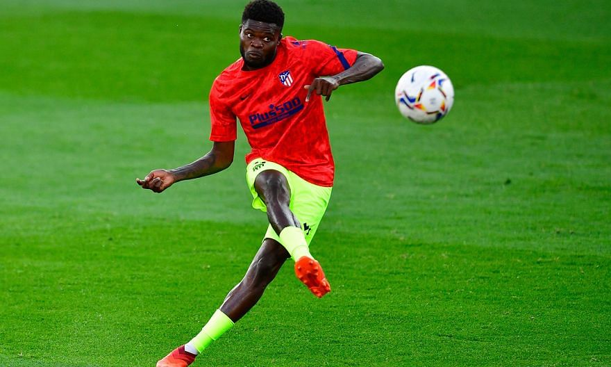 Former Atletico Madrid midfielder Thomas Partey, who came through the La Liga club's academy, was one of Arsenal's top targets during the transfer window, and will add muscle to the engine room.