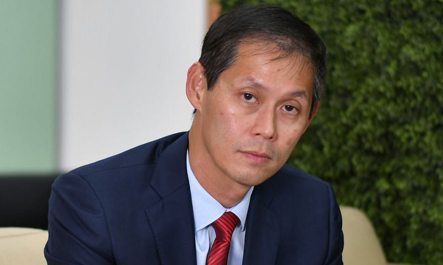 Dr Goh Jin Hian stepped down as New Silkroutes chief executive last Thursday but retained the chairman's role.