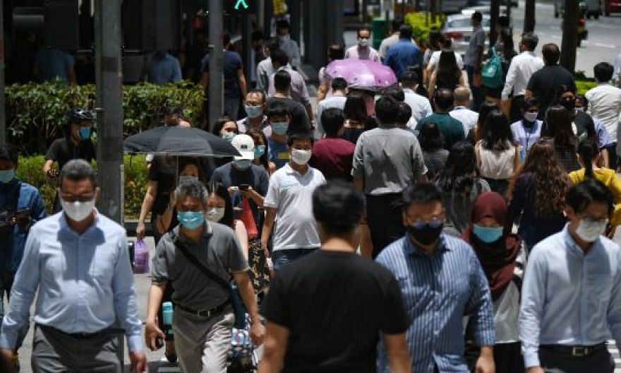 In the first half of this year, the incidence of retrenchment among local staff - that is, Singaporeans and permanent residents - was 4.9 per 1,000 employees.