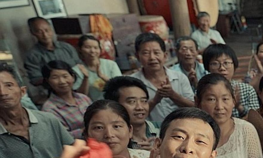 The tragicomedy The Last Lesson (above) - with its depiction of ramshackle schoolhouses in China's countryside in the 1980s - packs an emotional punch in the five-story anthology My People, My Homeland.