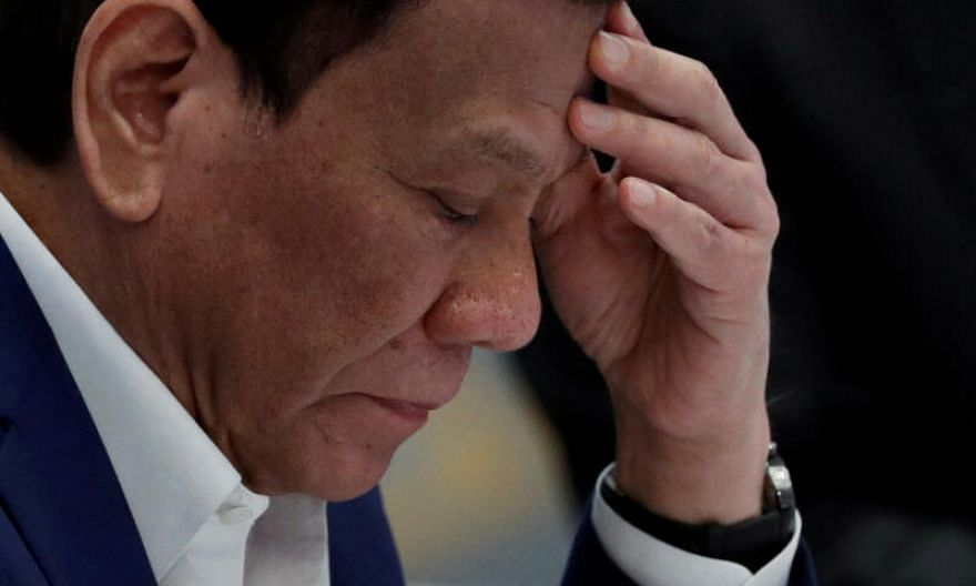 Key allies of President Rodrigo Duterte duelled for control of the chamber stalling approval of the national budget.