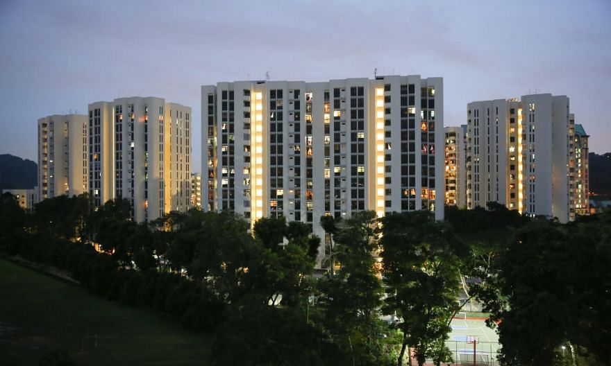 An estimated 1,286 resale condominiums changed hands last month - up 0.4 per cent from August.