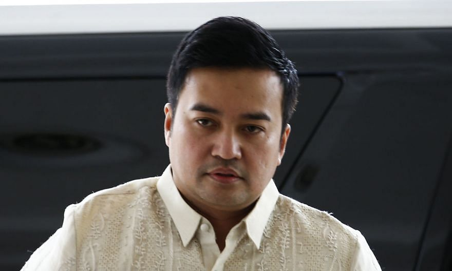 Representative Lord Allan Velasco was named House Speaker yesterday by a majority of lawmakers in the Philippine Congress.
