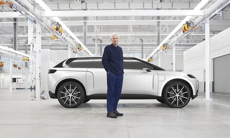Mr James Dyson said he canned the project to build an electric car because he was not certain that he could make money from it. But the work that went into the car has not gone to waste because some aspects - such as the battery technology - can be h