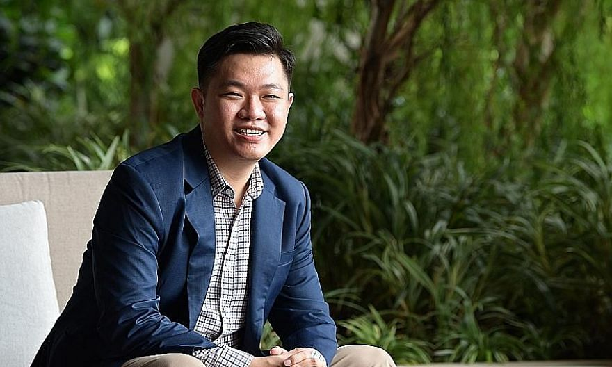 Mr Sam Lee, chief executive of financial services firm Paloe, which he started in 2016, encourages investors to be mindful of their job security before jumping into an investment.