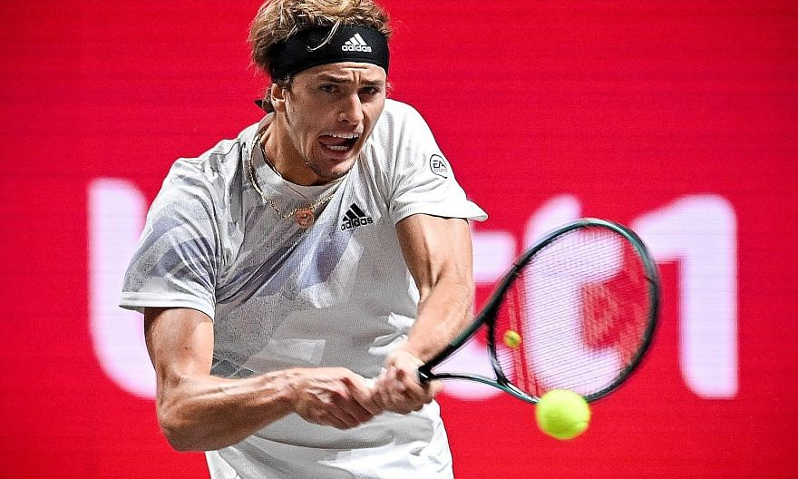 Alexander Zverev en route to his first ATP crown of the year after beating Canada's Felix Auger-Aliassime 6-3, 6-3 to lift the bett1Hulks Indoor title in Cologne. The German will remain in the same city for the bett1Hulks Championships, which start t