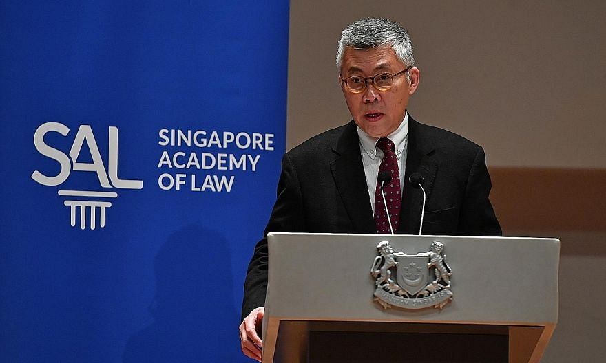 In a court case cited abroad, reference was made to remarks by Justice Steven Chong in a Singapore High Court decision in 2016. Chief Justice Sundaresh Menon delivered the Chartered Institute of Arbitrators Australia Annual Lecture 2020 last Tuesday