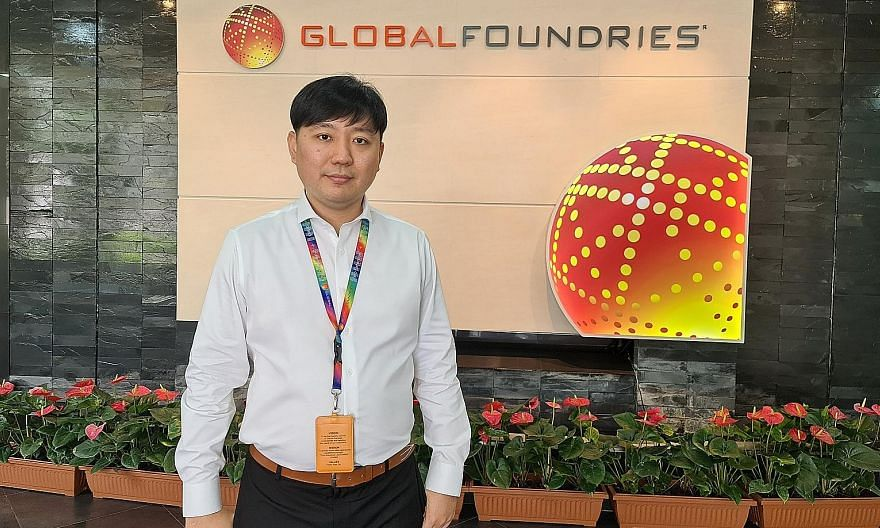 Mr Jacob Ong landed a position through a six-month professional conversion programme.