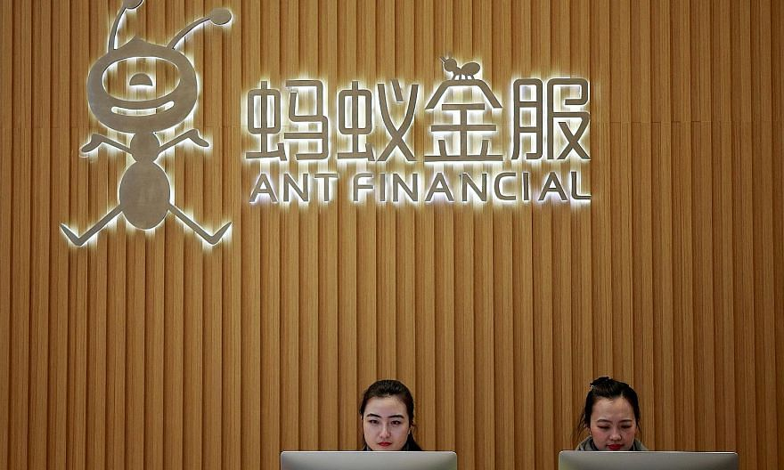 Billionaire Jack Ma's Ant Group has applied for a digital bank licence in Singapore. The writer says that Chinese firms could end up dominating the digital banking infrastructure in Singapore, gain experience and legitimacy from their presence here a