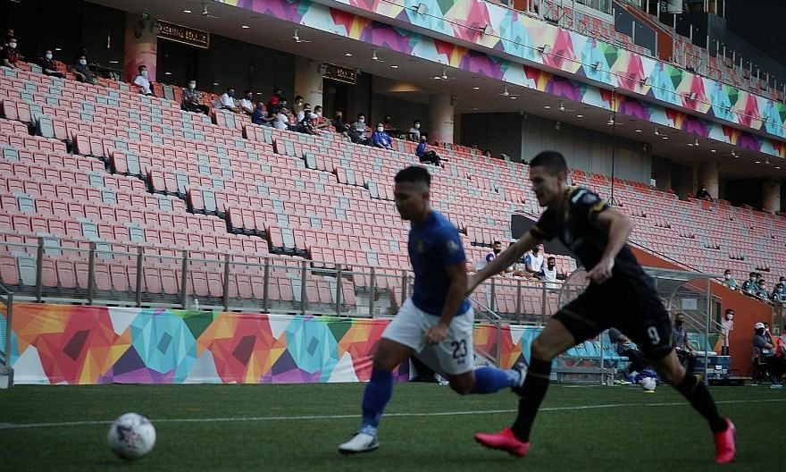 The Singapore Premier League, which returned only on Oct 17 following the coronavirus shutdown, will play on without its defending champions Brunei DPMM this year.