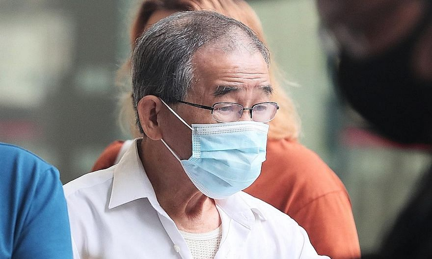 Lim Ah Bah, 74, faces two counts each of molesting a woman, now 41, and insulting her modesty in October 2018.