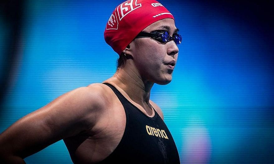 Quah Ting Wen clocked 24.26 seconds in the short-course 50m at the International Swimming League in Budapest on Monday.