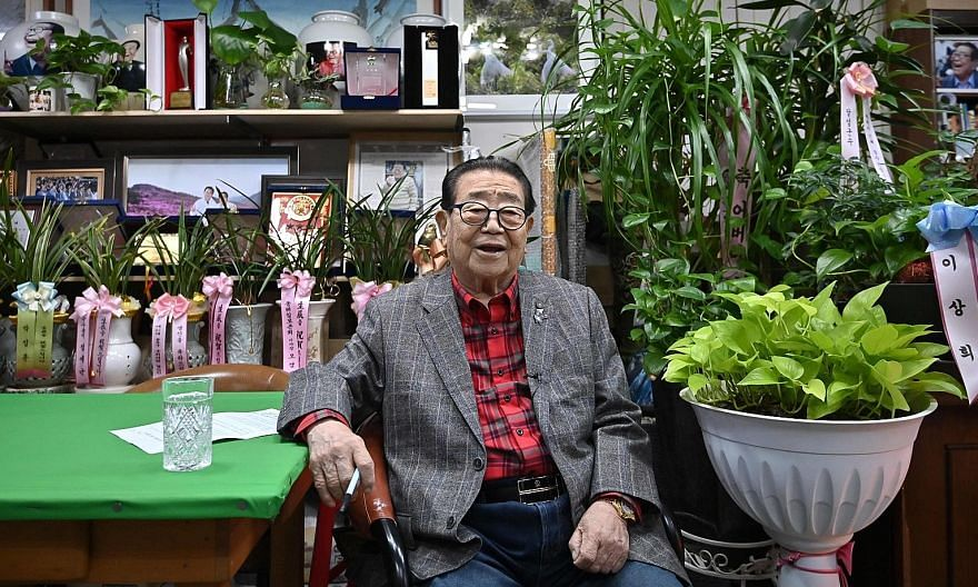 The life of South Korean television host Song Hae is featured in the documentary Song Hae 1927, which has its world premiere at the Busan film festival this week
