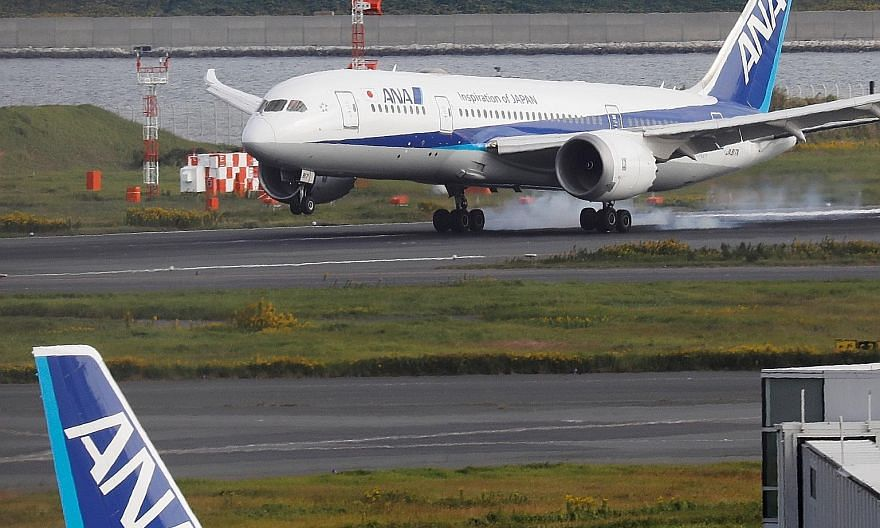 Despite the higher cost of sustainable aviation fuel, airlines cannot ignore the inevitable shift towards biofuels triggered by campaigns to tackle the effects of aviation on the environment, said Mr Hiroaki Sugimori, who manages ANA's sustainability