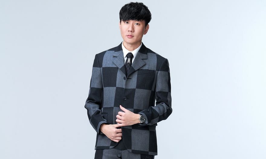 Home-grown singer JJ Lin (left) will perform music from his new album during the live-stream concert.
