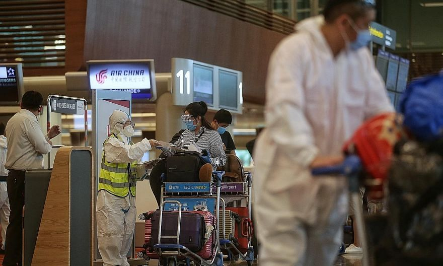 As some experts have noted, how successful the relaxation of travel curbs proves to be in safely boosting the economy will depend on people's willingness to travel while the pandemic is raging, and on people in Singapore strictly adhering to protecti