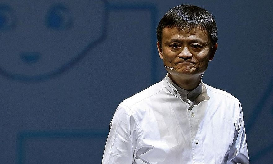 Billionaire Jack Ma's recent criticism of regulators stifling innovation could have provoked Chinese regulators, observers say. PHOTO: REUTERS