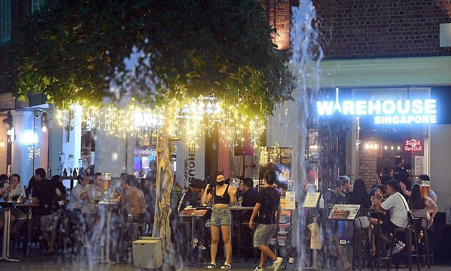 Some nightlife businesses are worried that the new measures, such as ensuring that customers provide proof of negative Covid-19 tests before entering, will not work after taking costs into account.
