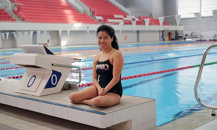 As a member of the Singapore Disability Sports Council executive committee, Paralympian Yip Pin Xiu hopes to see more people taking up sports.