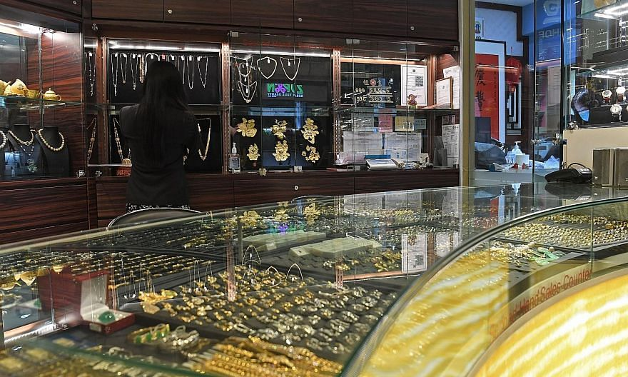 Pawnbrokers have seen a drop in the number of customers pawning valuables since the start of the circuit breaker.