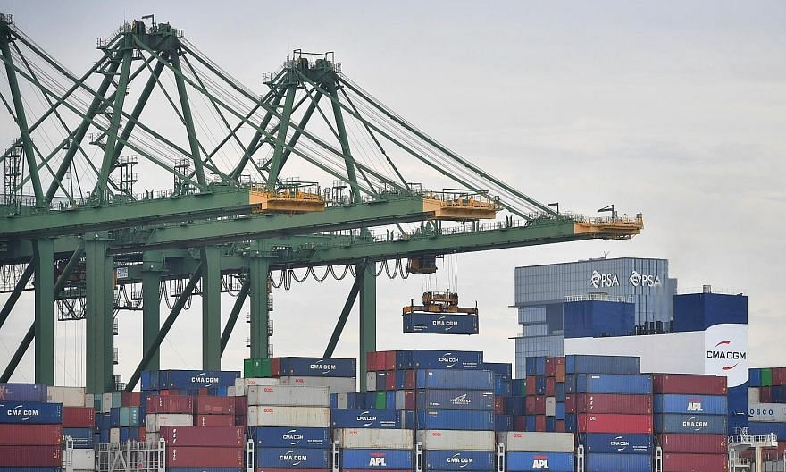 Non-oil domestic exports (Nodx) to Singapore's top markets as a whole declined last month, though exports to the United States, China, Japan and the European Union's 27 member states grew. The largest contributors to the Nodx decline were Hong Kong,