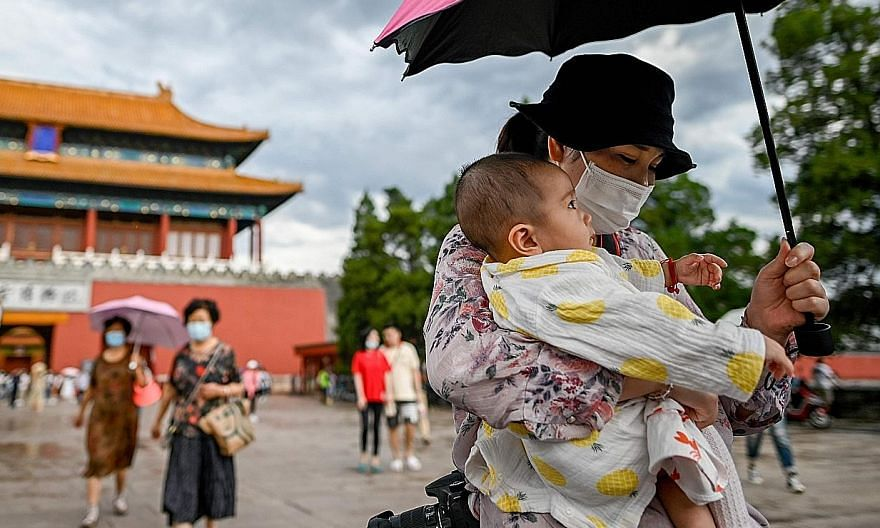Despite China's relaxation of its one-child policy in 2016, the number of live births per 1,000 people fell to a record low of 10.48 last year, down from 10.94 in 2018. Government experts have called for a system designed to boost boost fertility.