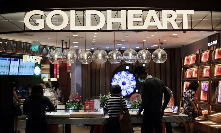 Aspial, owner of home-grown brands such as Goldheart, is among retailers participating in American Express' campaign called Shop Small. For the whole of next month, card members will enjoy $5 in cashback when they spend at least $10 at participating
