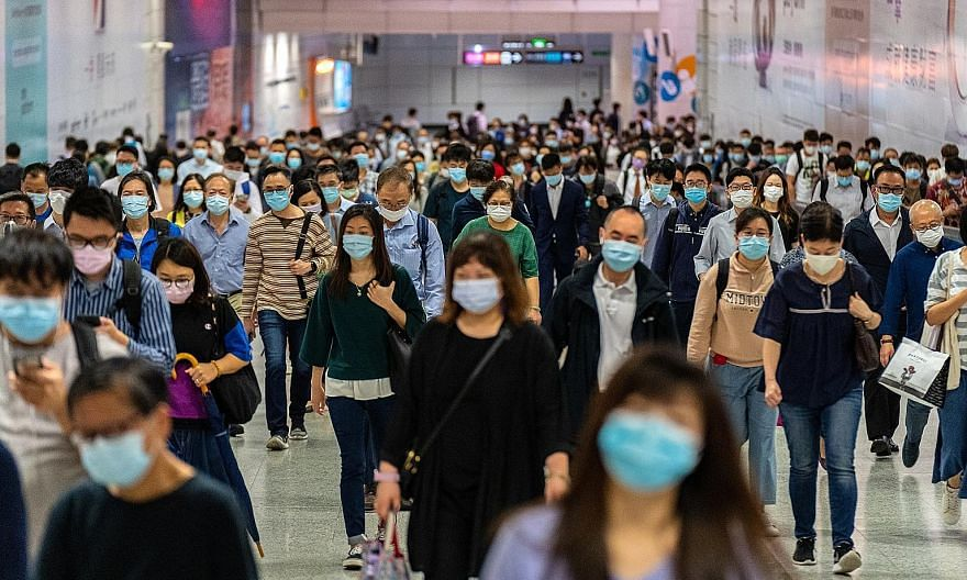 Civil servants ought to work from home now so the private sector can follow, says Dr Leung Chi Chiu of the Hong Kong Medical Association, giving an example of what the city's government must do to control the virus situation.