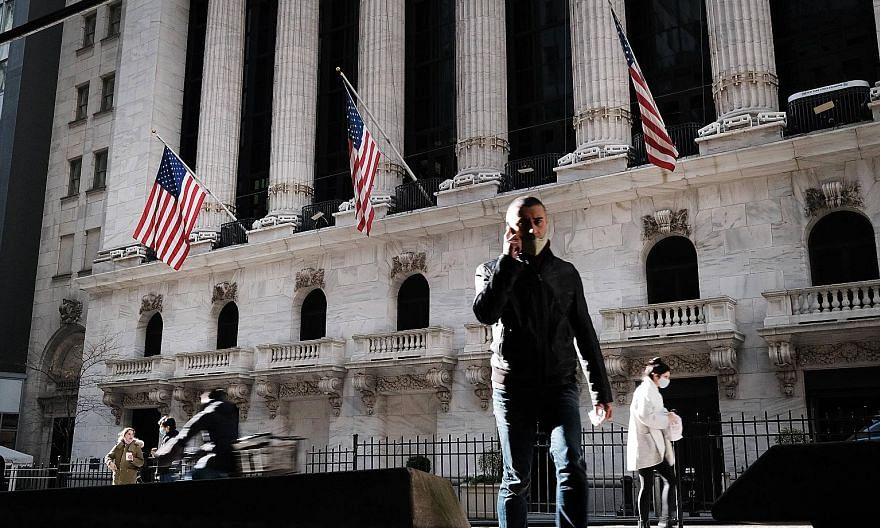 The Wall Street rally came as uncertainties over the US election gave way to news on President-elect Joe Biden's Cabinet picks, including his nomination of former Fed chairman Janet Yellen as his Treasury secretary.