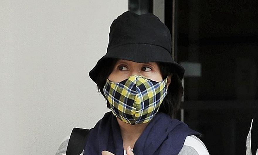 Madam Chan Hui Peng decided to settle after being grilled over the past four days of the trial.