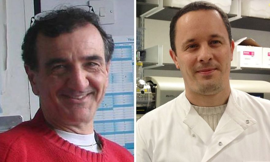 Associate Professor Claudio Nicoletti (left) of the University of Florence in Italy, and Dr David Vauzour, senior research fellow at the University of East Anglia in Britain, are co-leads of the research on faecal matter.