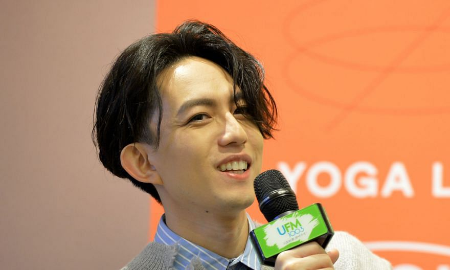 Yoga Lin was supposed to hold a concert on Jan 30 next year at the Singapore Indoor Stadium.